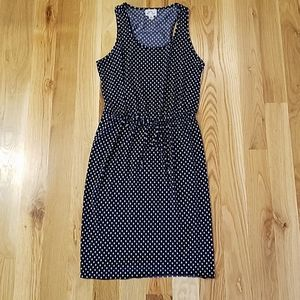 Flirty Polka Dot Dress